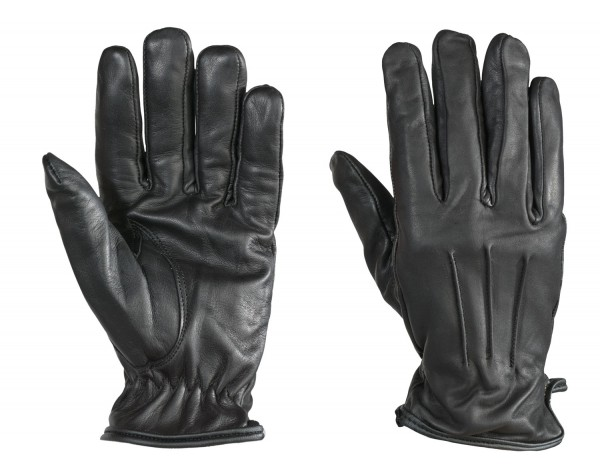 Schnittschutz Handschuhe schwarz