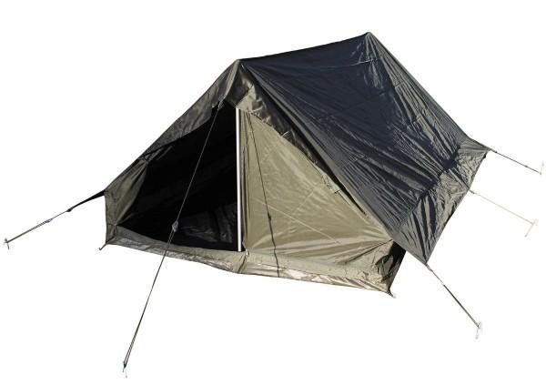 Camping Bw