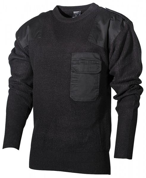 BW Pullover mit Brusttasche