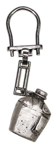Schlüsselanhänger Feldflasche