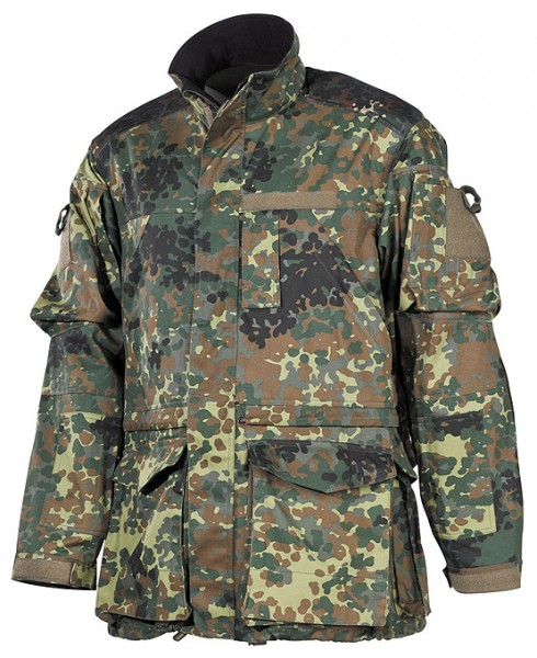 Bundeswehr Kampfjacke Einsatz/Übung Lang