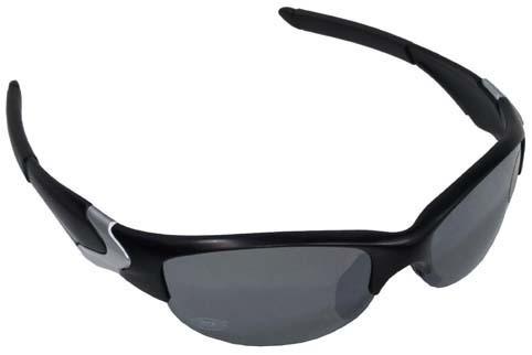 Sportbrille schwarz