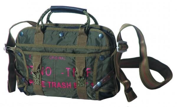 98713ef9ff6d2 Pure Trash Handtasche Nylon oliv » BW-Discount.de