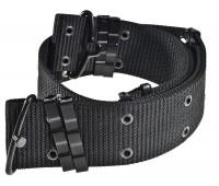 Gürtel 2 Dorn 40mm Breit Ledergürtel Business & Industrie