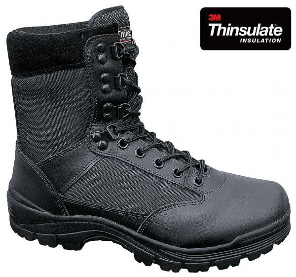 SWAT Tactical Boot 9-Eye