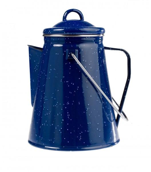 Emaille Kaffeekanne 2 Liter