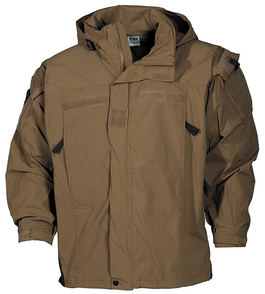 US PCU Softshell Jacke LEVEL 5