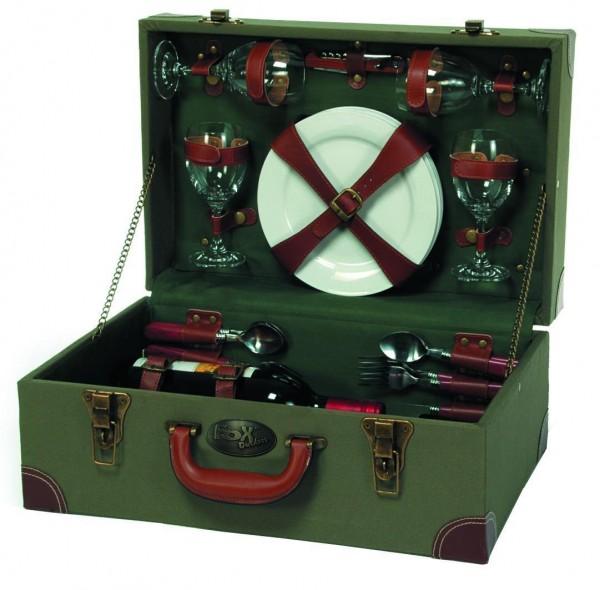 Picknick Holzbox