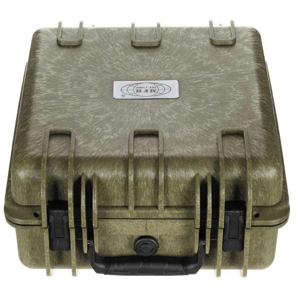 Wasserdichter Kunststoff Koffer 36x41,9x19,5cm