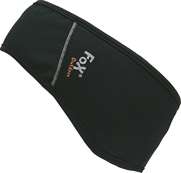 Fox Softshell Stirnband