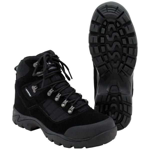Security Einsatz-Stiefel schwarz