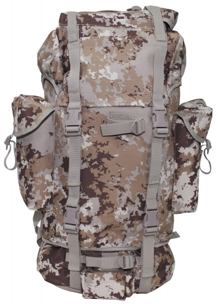 BW Kampfrucksack 65L ALU tarnfarben