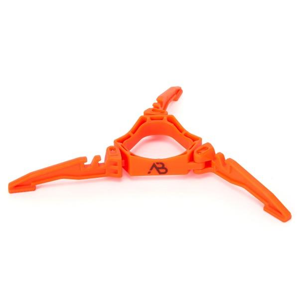 Universal Gaskartuschenhalter orange