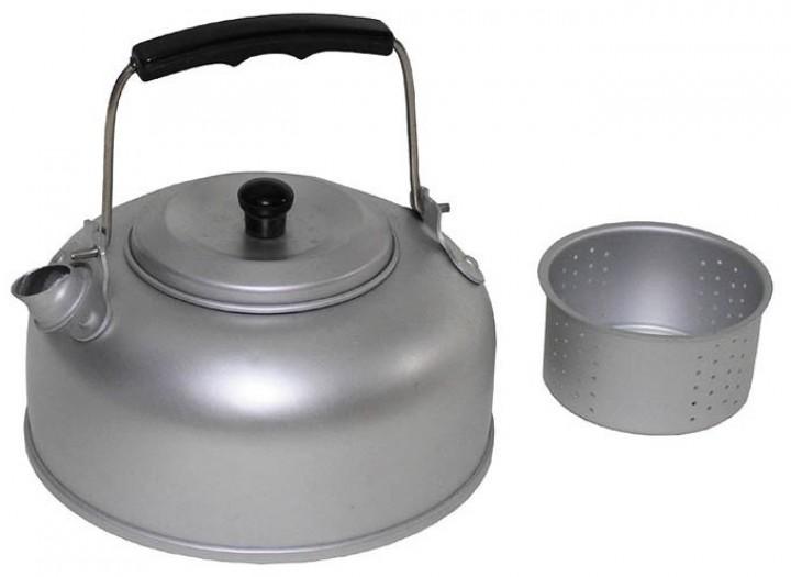 Aluminium Teekessel 1Qt (0,9L)