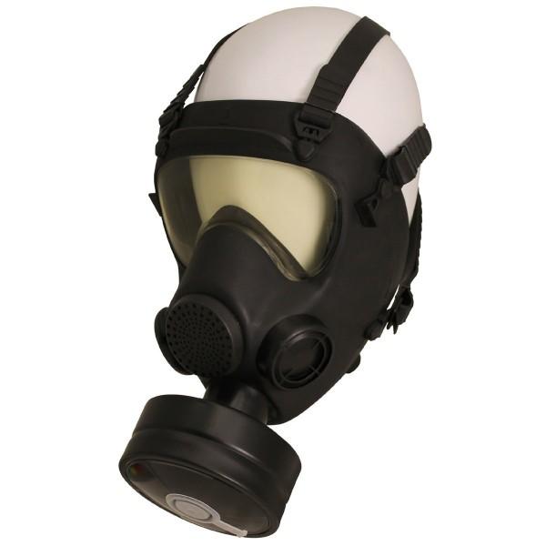Polnische ABC Atemschutz-Maske MP5 mit Filter (Deko)
