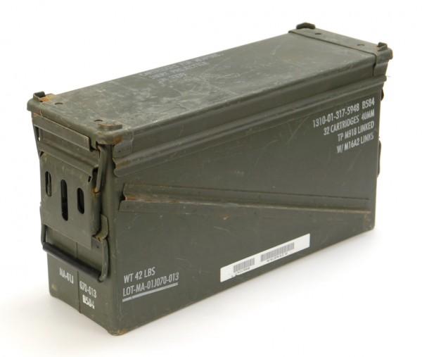 US Munitionskiste Grösse 5 gebraucht