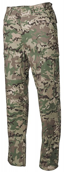 US BDU Feldhose Ripstop hunter