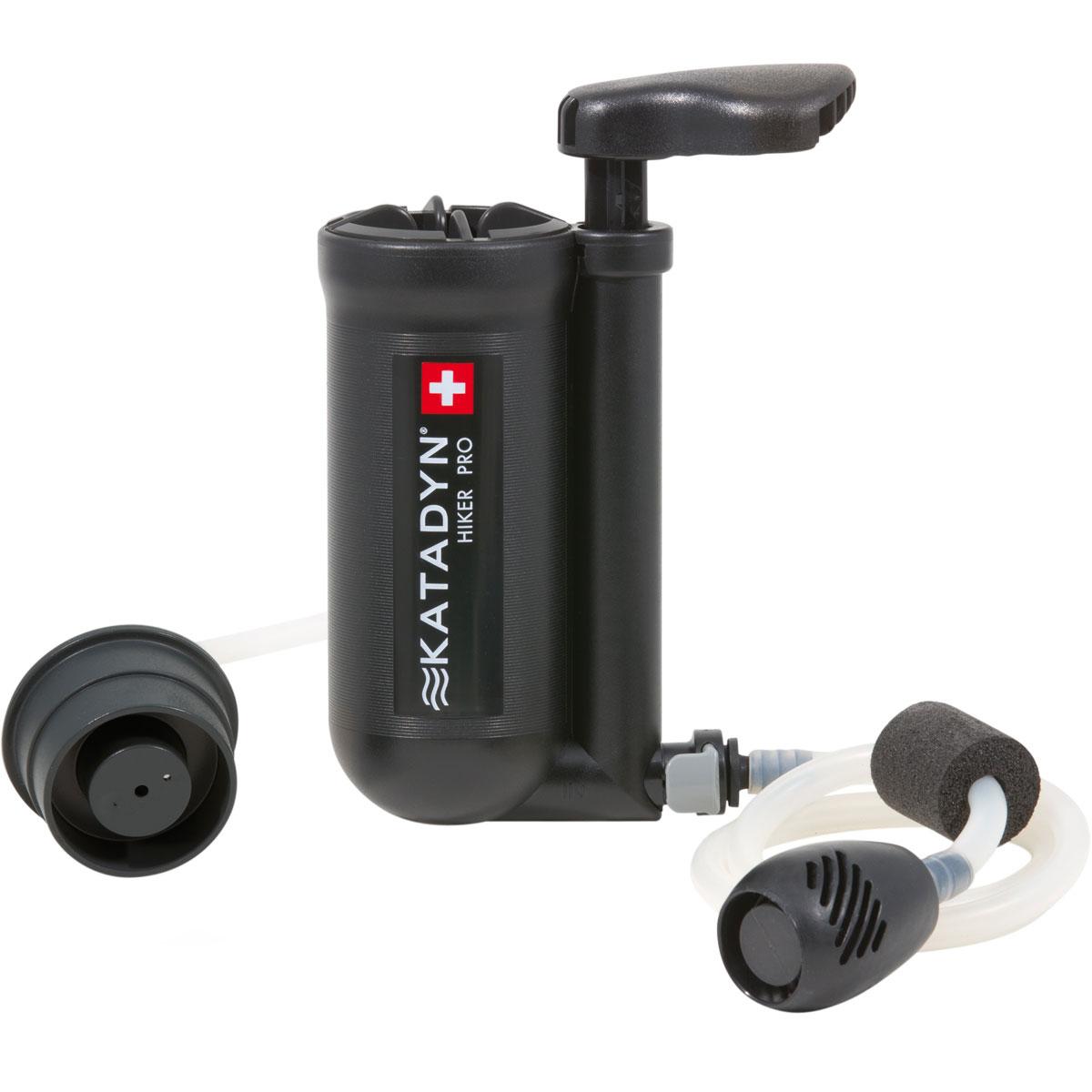 Kompakte Wasserfiltersysteme für das Überleben in der Wildnis - bw-discount.de