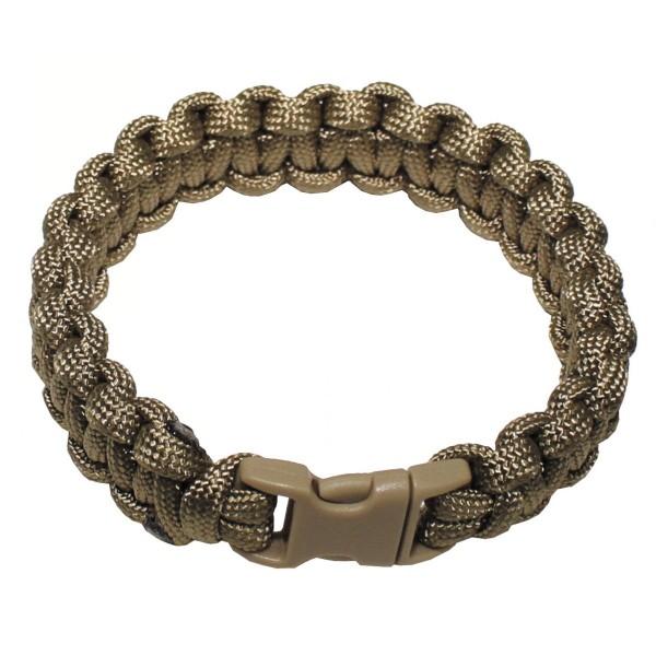 Paracord Armband Survival Bracelet 1,9cm
