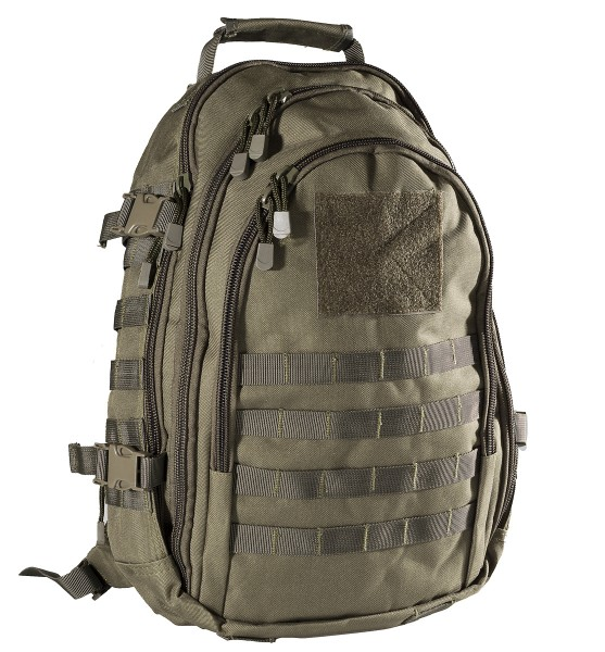 Rucksack Molle Experience