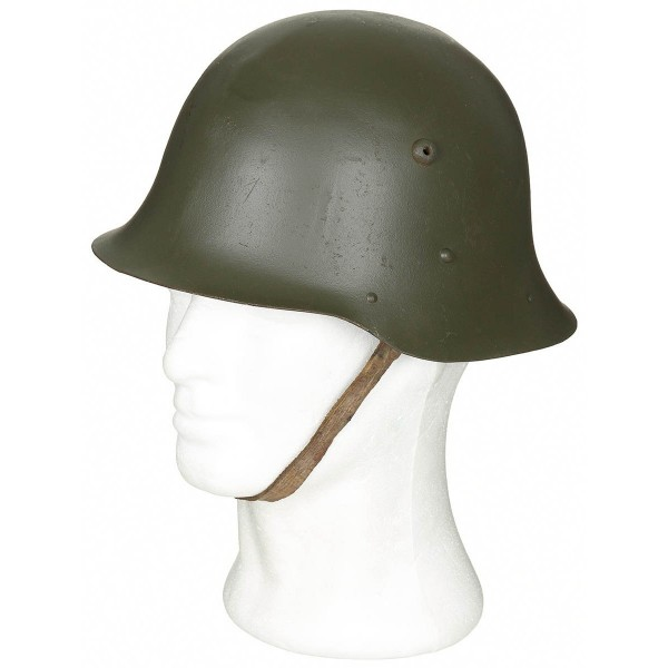 Original bulgarischer Stahlhelm WWII gebr.