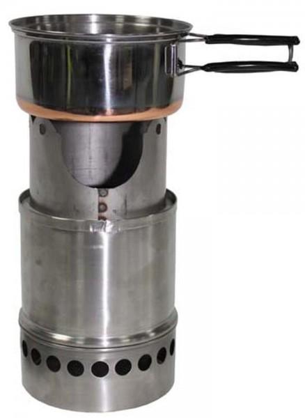 Outdoor-Ofen Firepot 140