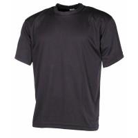 5239b3d596960f T-Shirt Tactical schwarz   S