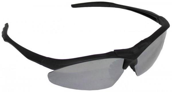 Armee Sportbrille schwarz