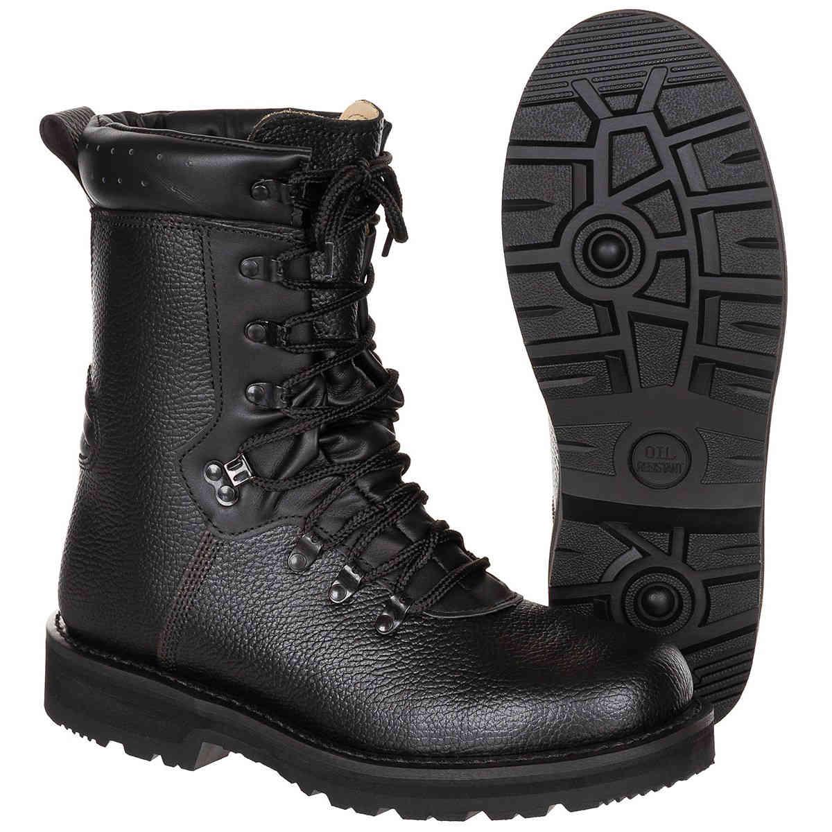 SPRINGERSTIEFEL STIEFEL Kampfstiefel Schuhe Security BW