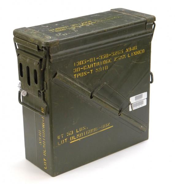 US Munitionskiste Grösse 4 gebraucht
