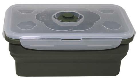 Silikon Lunchbox 1 Liter