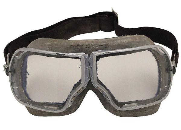 Russische Fliegerbrille Rote Armee