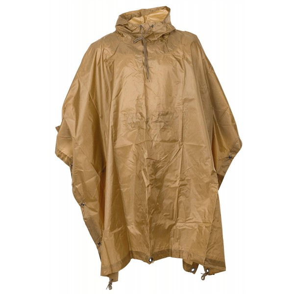US Poncho Ripstop