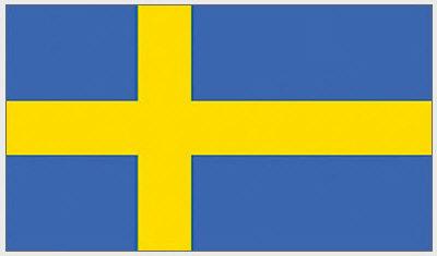 flagge schweden g nstig online kaufen bw. Black Bedroom Furniture Sets. Home Design Ideas
