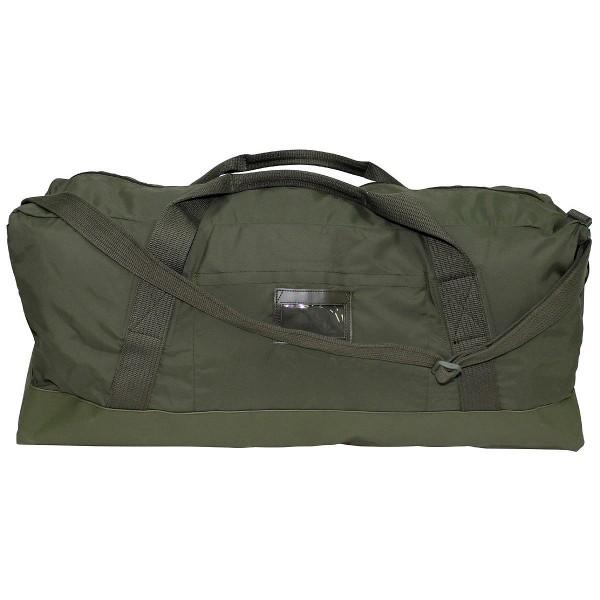 Original italienische Einsatztasche 80x35x22cm oliv