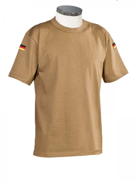 Original Bundeswehr Unterhemd khaki