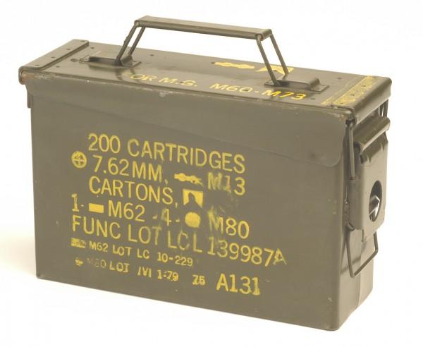 US Munitionskiste Grösse 1 gebraucht