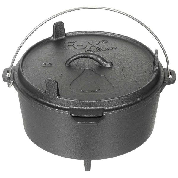 Fox Outdoor Feuertopf Dutch Oven 5,7 Liter
