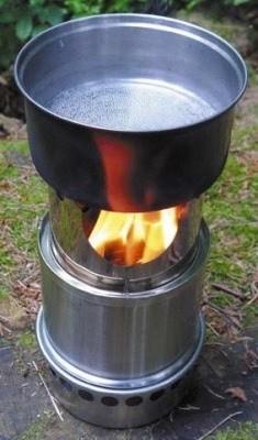 Outdoor-Ofen Firepot 120