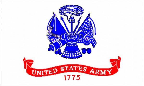 Flagge U.S. Army