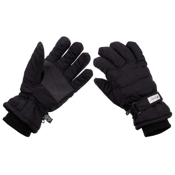 Thermo Handschuhe 3M Thinsulate schwarz