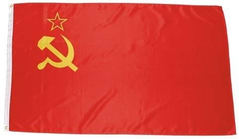 Flagge UDSSR - Sowjetunion