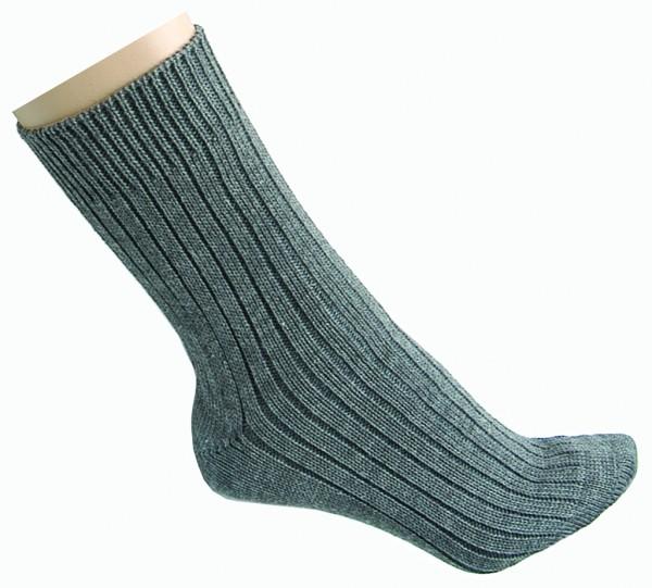 BW Socken grau kurz