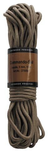 Commando Seil 5mm, 15m
