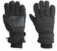 Handschuhe Fingerhandschuhe schwarz Thinsulate sehr warm S M L XL XXL XXXL NEU !