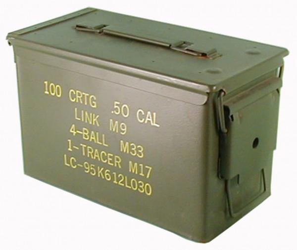 US Munitionskiste Grösse 2 gebraucht