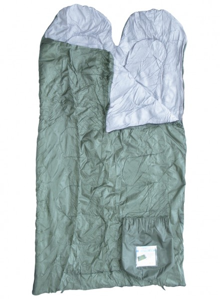 Doppel-Schlafsack XXL 2 Personen 230x130cm