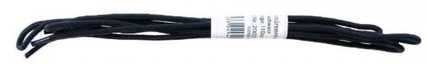 Schnürsenkel schwarz 110 cm