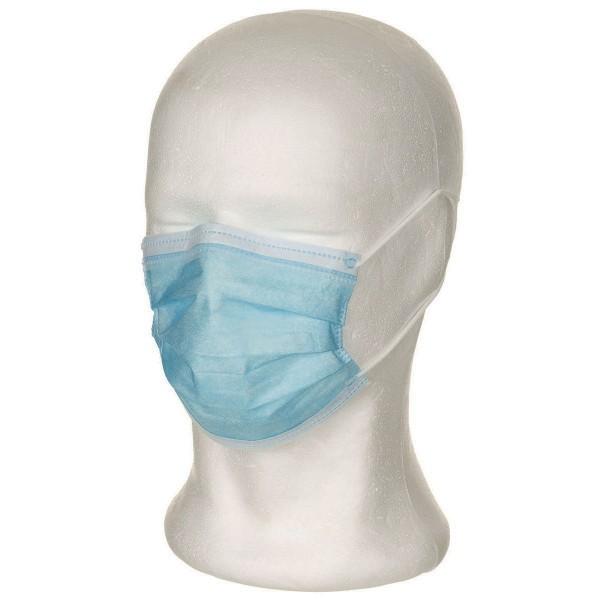 50 Stück Einwegmasken 3-lagig