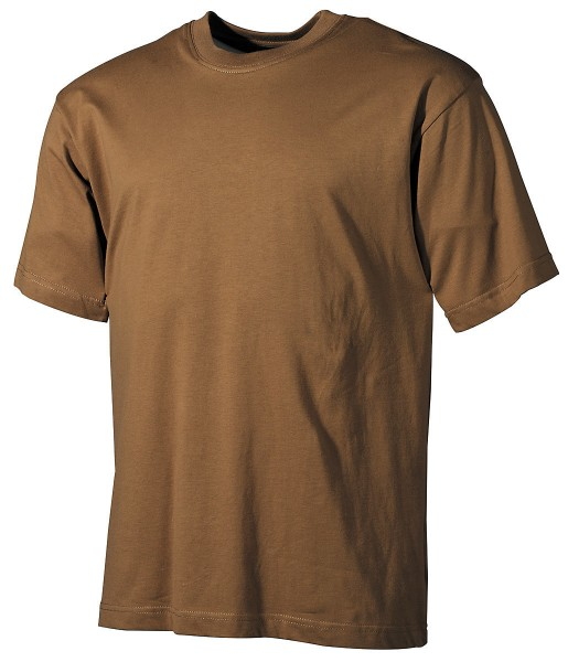 US Army T-Shirt unifarben